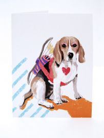 The Pack - Dog Greeting Cards